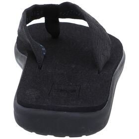 Teva Voya Flip Sandals Men Brick Black